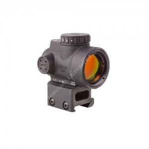 Trijicon 1x25 Mro 2moa Adj Red Dot W/Mount - 2200005