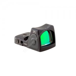 Trijicon Rmr Sight Adj Led 3.25moa Red Dot. Black - 700039
