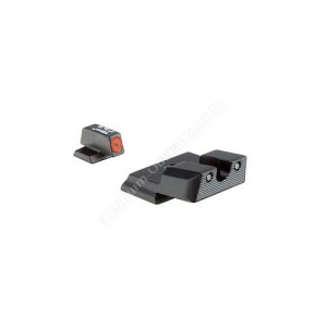 Trijicon Shield Hd Ns Set Orange Front - 600722