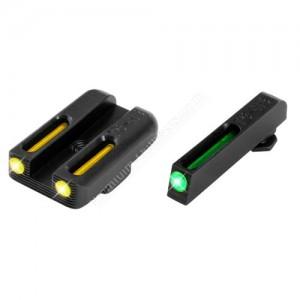 Truglo Brite-Site Tritium Fiber Optic Glock 42 - Tg131gt1b