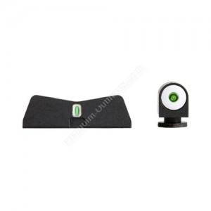 Xs Sight Systems 24/7 Big Dot Tritium Sts. For Glock 42/43 - Gl-0003s-5