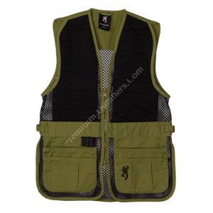 Browning Jr Trapper Creek Shooting Vest. L - 30505045403