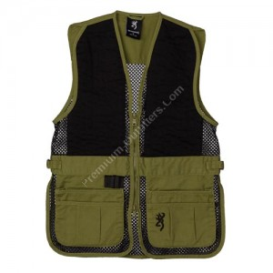 Browning Jr Trapper Creek Shooting Vest. M - 3050545402