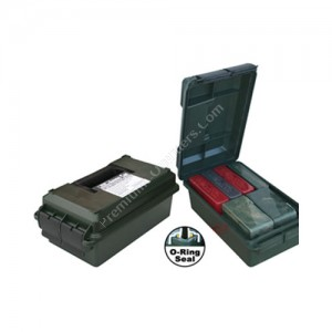 MTM CASE GARD AMMO CAN 30 CAL F GREEN - AC30C-11