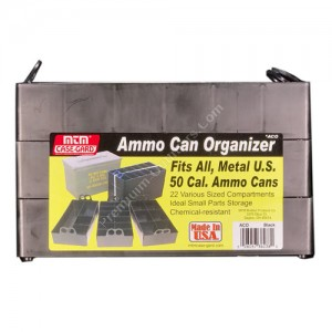 MTM CASE GARD AMMO CAN ORGANIZER 3 TRAY SET - ACO