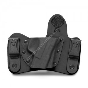 Crossbreed Holsters Minituck. Sig 238. Black. Lh - Mth-L-2403-Cb
