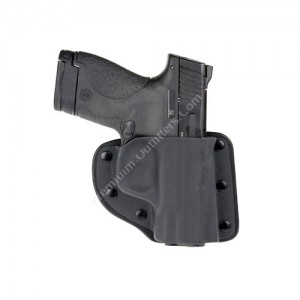 CROSSBREED HOLSTERS MODULAR HOLSTER SHIELD BLACK RH - BBHO-R-2501-X