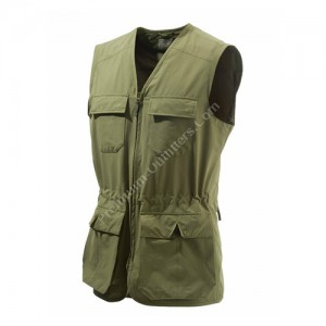 Beretta Mens Quick Dry Vest. Avocado. Xl - Gu051t04400727xl