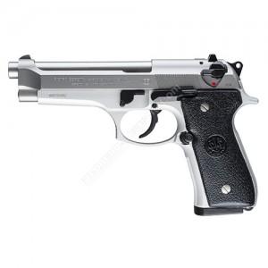 Beretta 92fs Inox. 9mm. 4.9`Bbl. 2 Mags - Js92f520m