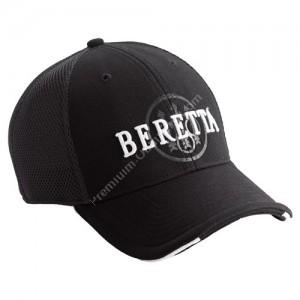 Beretta Mesh Logo Cap. Black. - Bc969143999
