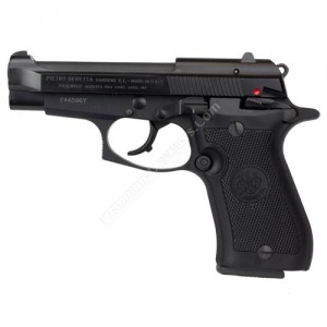 Beretta 84fs Compact .380 Handgun - J84f200m