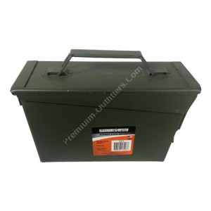 Blackhawk 30 Cal Ammo Can. Green - 970019