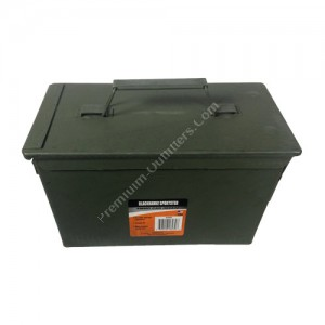 Blackhawk 50 Cal Ammo Can. Green - 970032