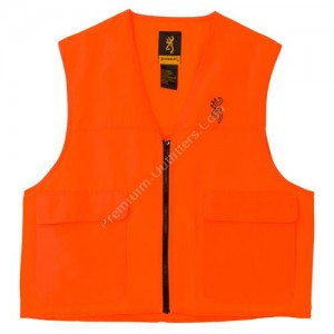 Browning Safety Blaze Vest. Orange. Xl - 30510001