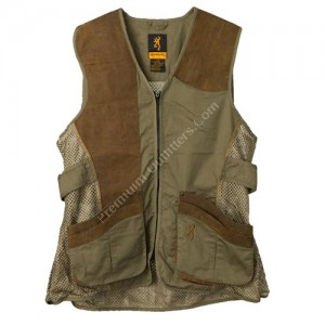 Browning Santa Fe Pro Shooting Vest. Xl - 30504154