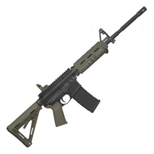 Colt 6920 Ar15 5.56x45 Nato Rifle - Le6920mpod