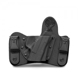 Crossbreed Holsters Minituck. Shield 45. Black. Rh - Mth-R-2526-Cb