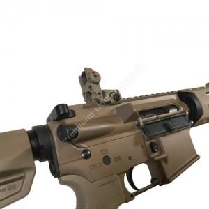 Tactical Edge Warfighter Fde. 5.56mm. 16` Bbl. - Warfighter 16 Fde