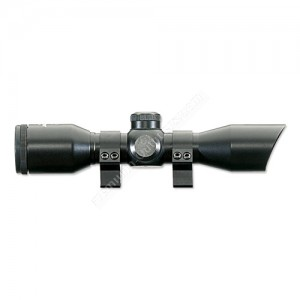 STOEGER 4X32 ILLUMINATED RED/GREEN SCOPE W/RINGS - 30350