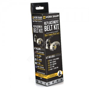 Work Sharp Replacement Belt Kit - Wssako81113