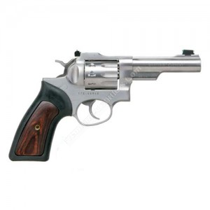 RUGER-GP100. 22LR. 4`BBL. 10 SHOT. SS REVOLVER - 1766