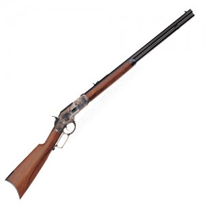 A. Uberti / Stoeger 1873 Sporting Rifle 357mag 24.25`Bbl - 342720